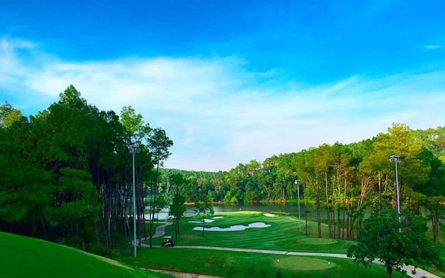 Thái Bình dự kiến đưa sân golf hơn 80ha vào sử dụng năm 2022