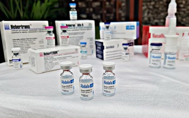 Khẩn trương xây dựng hướng dẫn sử dụng vaccine COVID-19 Hayat-Vax và Abdala
