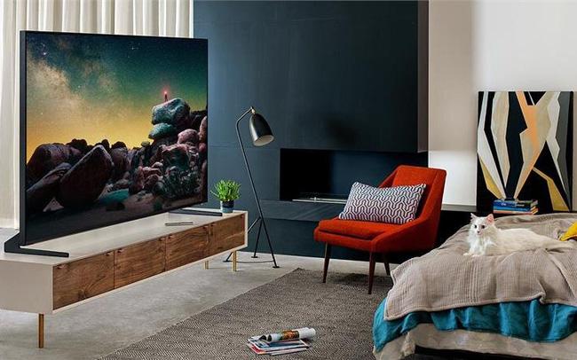 Tivi hạng sang giảm đậm 80% vẫn khó bán