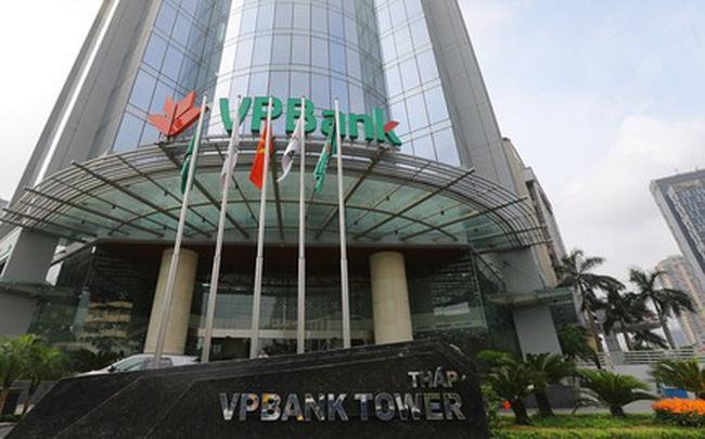 VPBank: Ngày 8/10 chốt danh sách nhận cổ tức và cổ phiếu thưởng tỷ lệ 80%