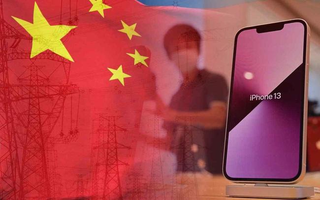 Nhiều nhà cung cấp quan trọng của Apple và Tesla tạm ngưng sản xuất tại Trung Quốc vì thiếu điện