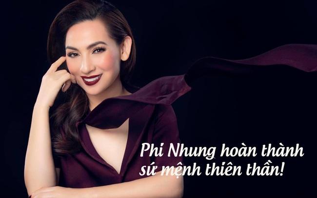 """Rơi nước mắt với lời nhắn nhủ cuối của nữ ca sĩ Phi Nhung: """"Tôi làm từ thiện làm bằng tiền đi hát, nuôi con cũng từ tiền tôi đi hát"""" và mãi mãi kiên định với lựa chọn làm thiện nguyện của mình"""
