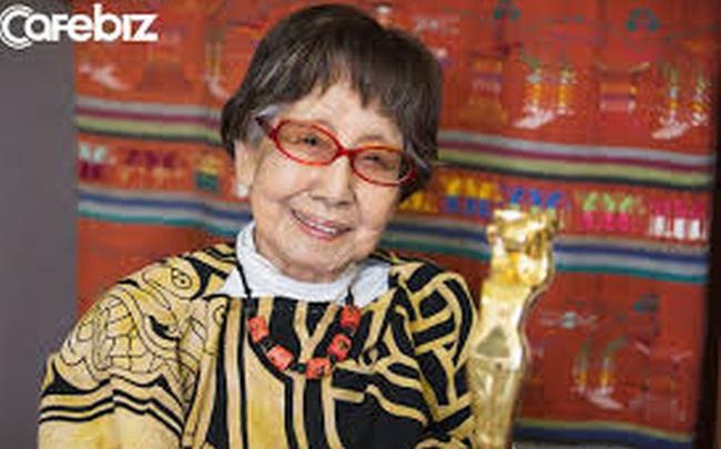 Cuộc sống căng tràn tươi mới của cụ bà lạ lùng nhất Nhật Bản: 71 tuổi đi làm, 96 tuổi thất tình, 100 tuổi đoạt giải thưởng vang dội