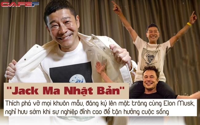 Tỷ phú là Jack Ma của Nhật Bản: Thích phá vỡ mọi khuôn mẫu, đăng ký lên mặt trăng cùng Elon Musk, nghỉ hưu sớm khi sự nghiệp đỉnh cao để tận hưởng cuộc sống