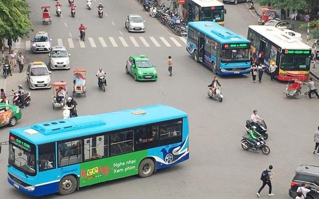 Kiến nghị cho xe buýt Hà Nội hoạt động trở lại từ 1/10