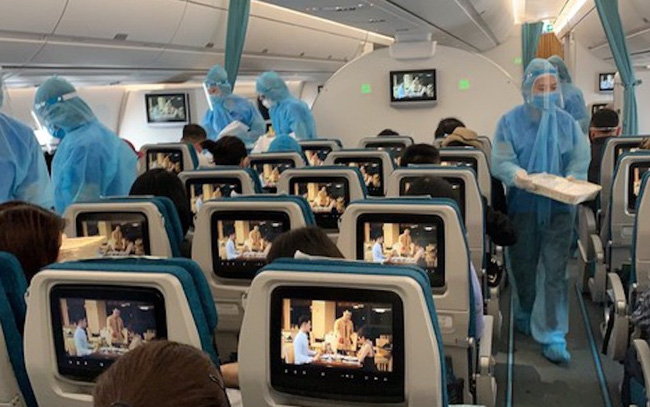 Cục Hàng không lên kế hoạch bay một chiều, chỉ đón người từ Hà Nội đi