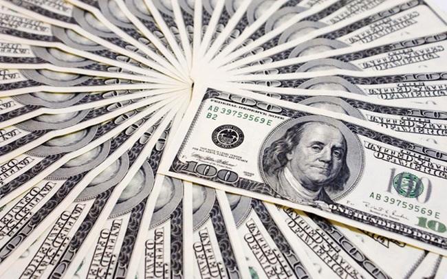 USD thẳng tiến lên mức cao nhất một năm