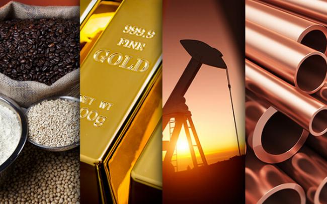 Thị trường ngày 30/9: Giá dầu, vàng, đồng, cao su đồng loạt giảm