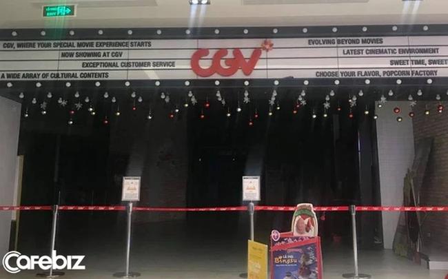Đại diện CGV Cinemas: Nếu đầu năm 2022 mới được mở cửa, nhiều doanh nghiệp điện ảnh sẽ đứng trước nguy cơ phá sản