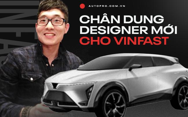 Chàng trai Hàn Quốc chấp bút xe VinFast vừa đăng ký bản quyền: Nhà thiết kế của GM, từng được Hyundai đổ tiền làm concept siêu dị
