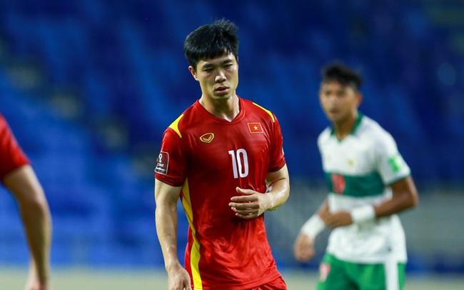 Công Phượng không kịp đá trận Việt Nam gặp Australia