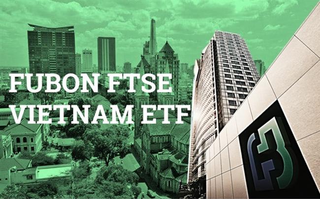 Fubon FTSE Vietnam ETF tiếp tục bị rút vốn trong những ngày đầu tháng 9