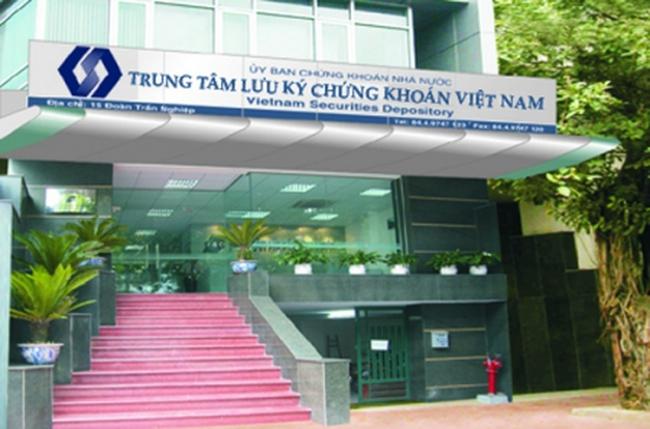 Trung tâm Lưu ký chứng khoán Việt Nam - thư viện chứng khoán