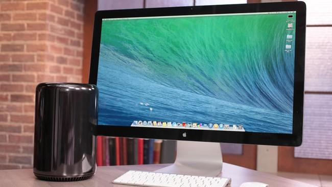 Apple lần đầu tiên lọt vào top 5 nhà sản xuất PC lớn nhất toàn cầu