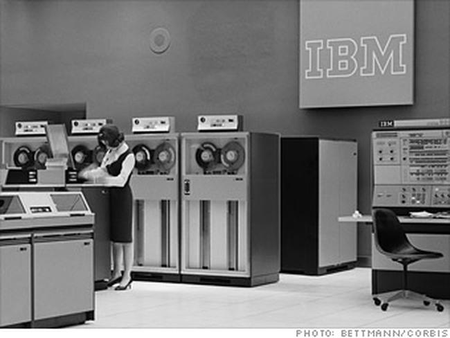 5 bài học từ thương hiệu trăm tuổi IBM