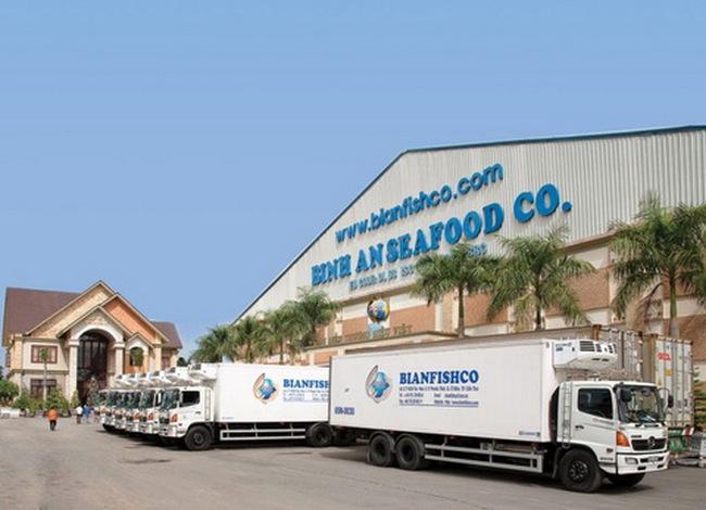 """""""Bơm"""" vốn cho Bianfishco: Công ty 584 chỉ là trung gian?"""