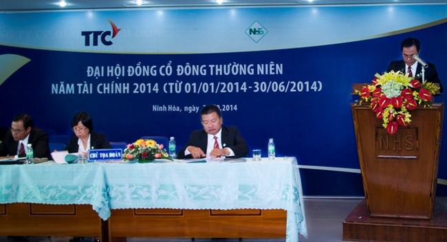 Đường Ninh Hoà: Năm 2014 – 2015 đặt kế hoạch LNTT 46 tỷ đồng