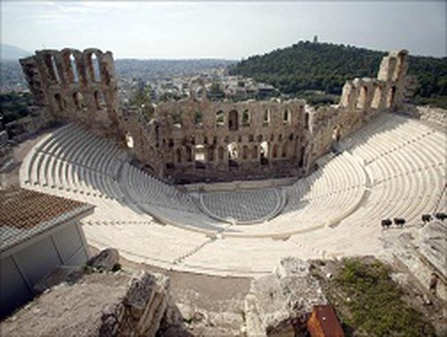 Những nhà hát hoành tráng nhất từ thời cổ đại được bảo tồn tới ngày nay