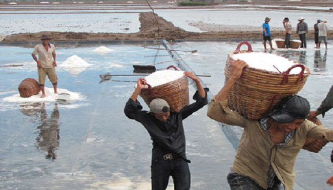 Nghịch lý hạt muối Việt Nam: Doanh nghiệp nội chê, nước ngoài tìm nhập