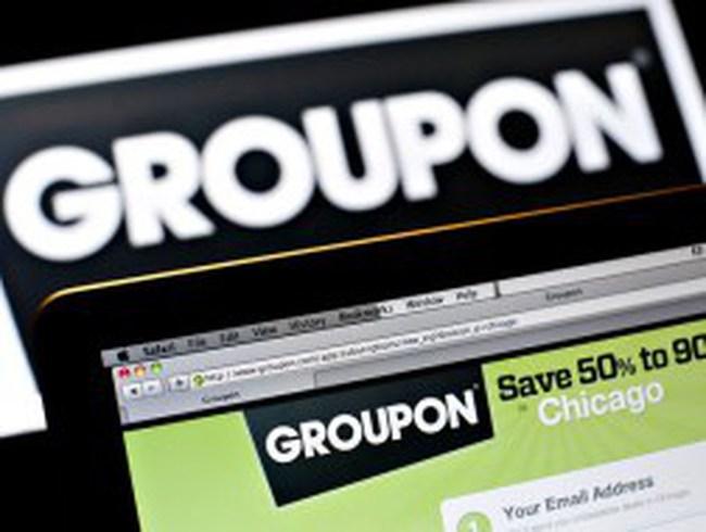 Khủng hoảng, Groupon sa thải CEO