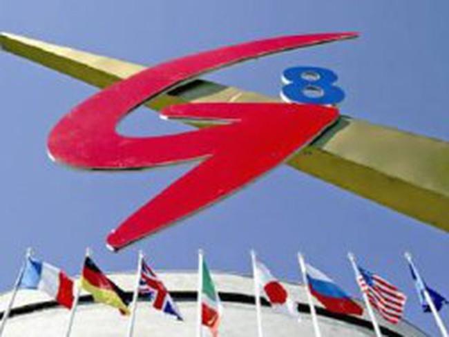 G8 tìm cách vực dậy kinh tế thế giới