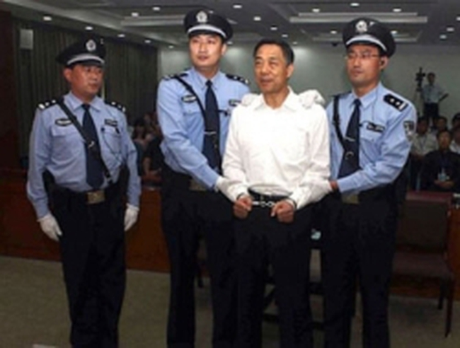 Về Trùng Khánh xem dân nói về Bạc Hy Lai