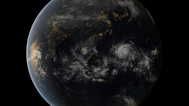 Siêu bão mạnh nhất thế giới sắp đổ bộ vào Philippines