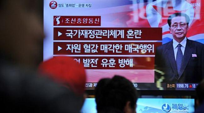 Hàn Quốc triệu tập họp an ninh vì vụ ông Jang Song-Thaek
