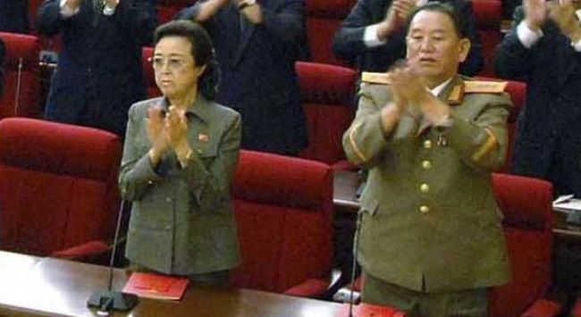 Vợ ông Jang Song Thaek vẫn đầy quyền lực