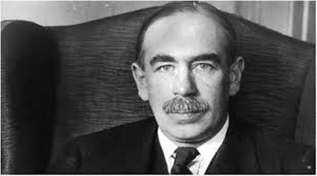 """Những bài học đầu tư từ """"thầy giáo"""" Keynes"""