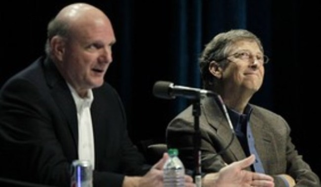 Vì sao Microsoft chưa chọn CEO mới?