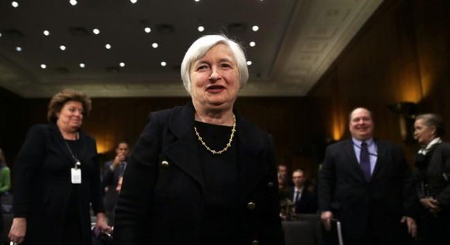 Thượng viện Mỹ phê chuẩn Janet Yellen làm Chủ tịch Fed