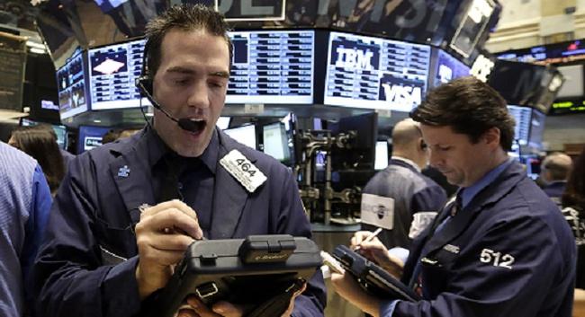 Phố Wall bật tăng sau phát biểu của Chủ tịch Fed