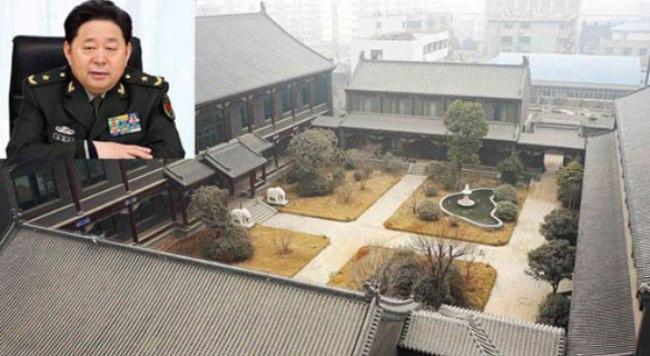 Đại án tham nhũng trong quân đội Trung Quốc