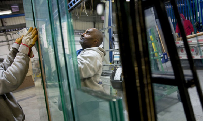 Mỹ: Tỷ lệ thất nghiệp ở mức 6,7%