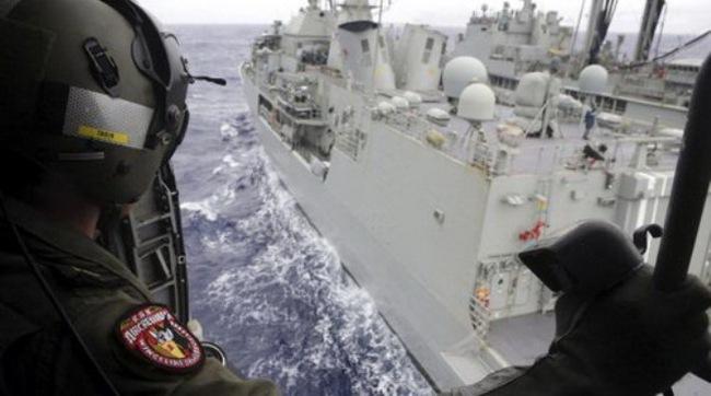 Máy bay Malaysia mất tích: Bắt được tín hiệu mới cách nơi nhận tín hiệu đầu 2 km