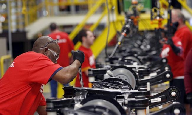 Mỹ: Số đơn xin trợ cấp thất nghiệp thấp nhất 7 năm