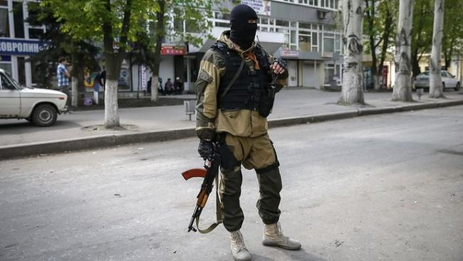 Nga tập trận ở biên giới Ukraine