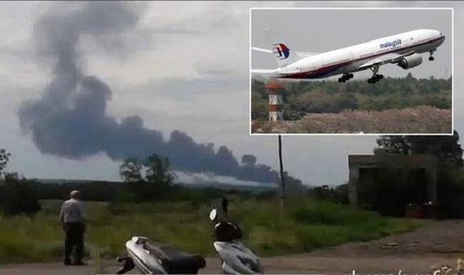 Tại sao MH17 của Malaysia Airlines cố tình bay qua vùng chiến sự?
