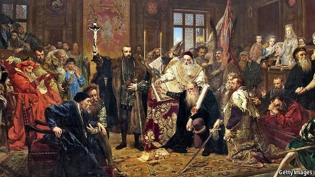 Thời phục hưng của Ba Lan