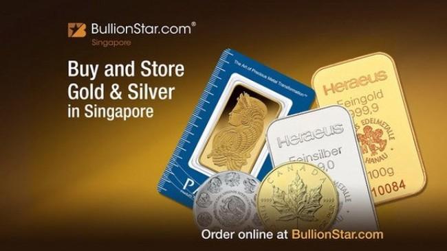 Doanh nghiệp Singapore trả lương nhân viên bằng… vàng