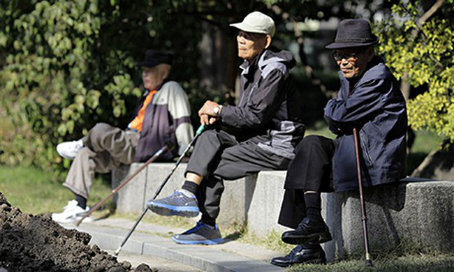Hàn Quốc: Về hưu dễ bị... nghèo