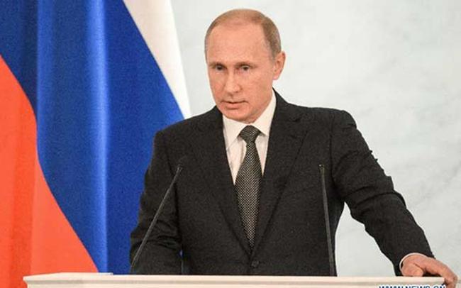 Tổng thống Putin: Nước Nga mạnh mẽ sẽ không bao giờ chịu cúi đầu
