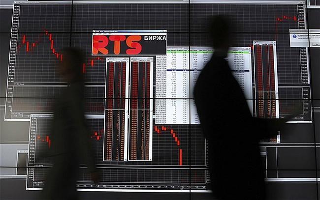 Cổ phiếu toàn thị trường Nga kém giá trị tập đoàn Microsoft