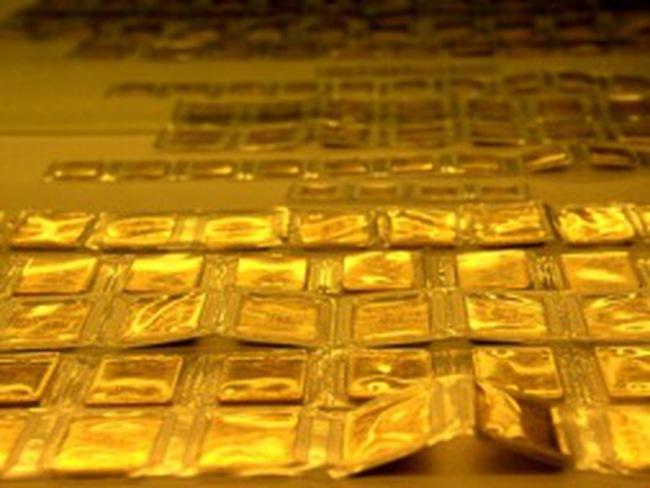Giảm 250 nghìn đồng, giá vàng rời xa mốc 41 triệu đồng/lượng