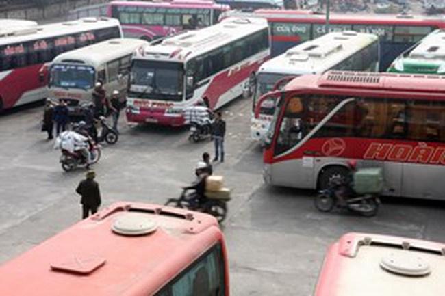 Giá cước vận tải tăng 15-60% dịp Tết Giáp Ngọ