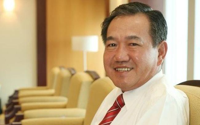 Eximbank chính thức miễn nhiệm chức danh Tổng giám đốc với ông Nguyễn Quốc Hương