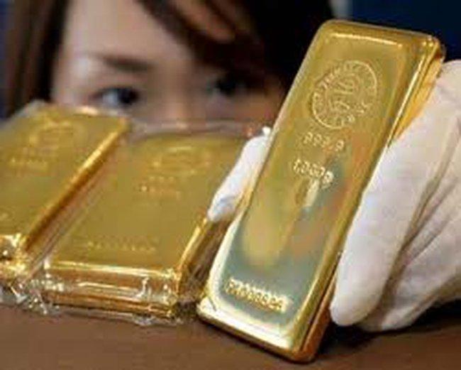 Nhiều sức ép khiến vàng không thể tăng giá