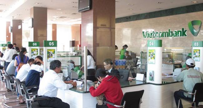 Tổng tài sản của Vietcombank giảm gần 23.000 tỷ đồng trong quý 1/2014
