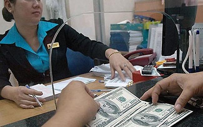 USD ngân hàng tăng giá